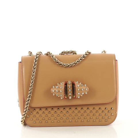 70756779b01 Sweet Charity Crossbody Bag Spiked Leather Small