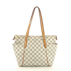 Louis Vuitton Totally Handbag Damier PM Neutral