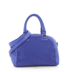 Christian Louboutin Panettone Convertible Satchel Spiked 403683