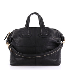 Nightingale Satchel Leather Medium