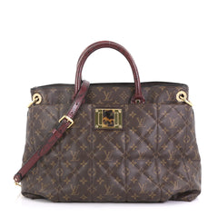 Louis Vuitton Limited Edition Exotique Handbag Monogram 409531