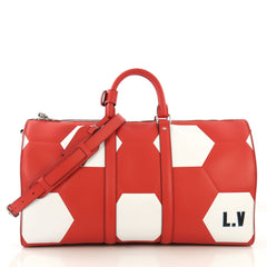 Louis Vuitton Keepall Bandouliere Bag Limited Edition FIFA 4125464