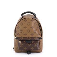 Louis Vuitton Palm Springs Backpack Reverse Monogram Canvas 4127784