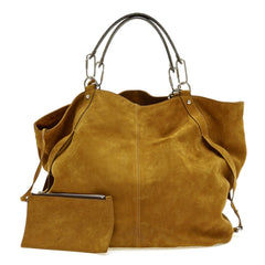 Lanvin Tote with Tassle Suede