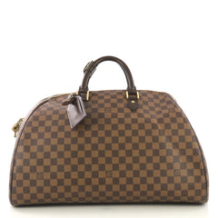 Louis Vuitton Ribera Handbag Damier GM