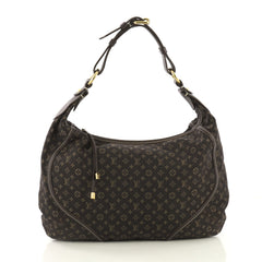 Louis Vuitton Manon Handbag Mini Lin MM