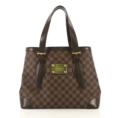 Louis Vuitton Hampstead Handbag Damier MM