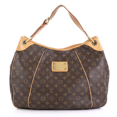 Louis Vuitton Galliera Handbag Monogram Canvas GM