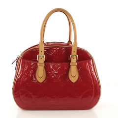 Summit Drive Handbag Monogram Vernis