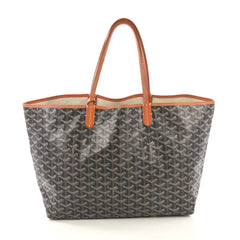Goyard St. Louis Tote Coated Canvas PM - Designer Handbag - Rebag