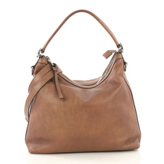 Gucci Miss GG Hobo Leather Small - Designer Handbag - Rebag
