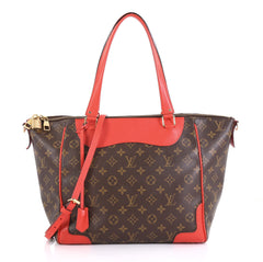 Louis Vuitton Estrela NM Handbag Monogram Canvas Brown 4170075