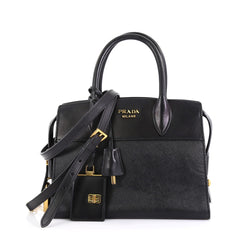 Prada Esplanade Bag Saffiano Leather Small - Rebag
