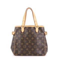 e209ffe0c167 Louis Vuitton Batignolles Handbag Monogram Canvas - Rebag