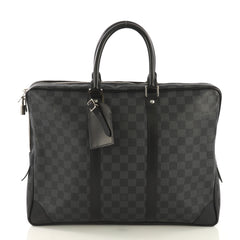 Louis Vuitton Porte-Documents Voyage Briefcase Damier 421241