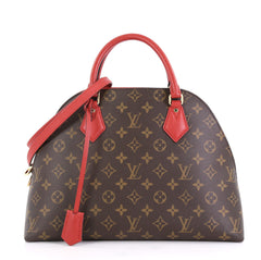 Louis Vuitton Alma BNB Handbag Monogram Canvas