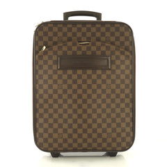 Louis Vuitton Pegase Luggage Damier 45 Brown 42196138