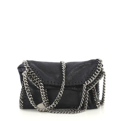 Stella McCartney Falabella Fold Over Crossbody Bag Shaggy 4219621