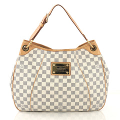 Louis Vuitton Galliera Handbag Damier PM Neutral 422061