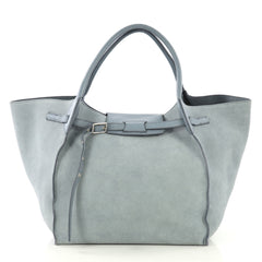 Celine Big Bag Suede Medium - Designer Handbag - Rebag