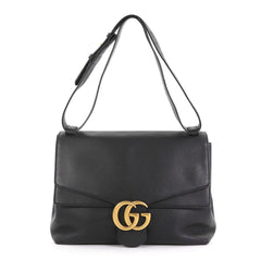 Gucci GG Marmont Messenger Leather Large