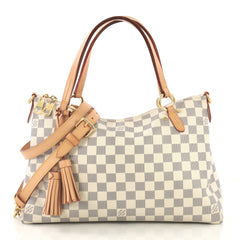 Louis Vuitton Lymington Handbag Damier White 423211