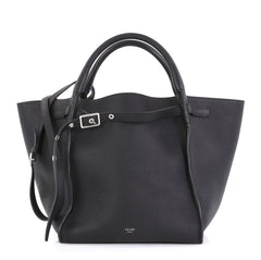 Celine Big Bag Grained Calfskin Small Black 423452
