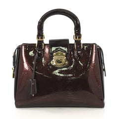 Louis Vuitton Melrose Avenue Handbag Monogram Vernis