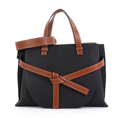 Loewe Gate Tote Leather Small