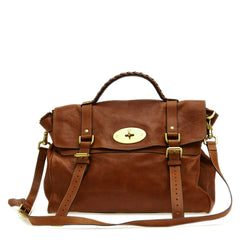 Mulberry Alexa Leather Oversized