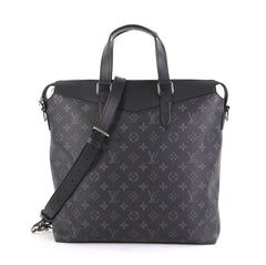 Louis Vuitton Explorer Tote Monogram Eclipse Canvas