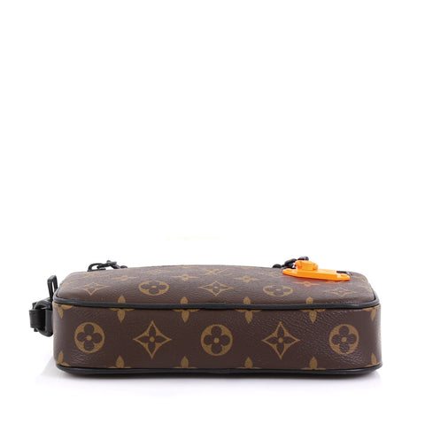 5997065ab3 Solar Ray Pochette Volga Monogram Canvas