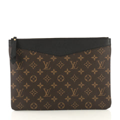 Louis Vuitton Daily Pouch Monogram Canvas