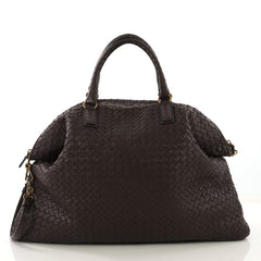 Bottega Veneta Convertible Satchel Intrecciato Nappa Large - Rebag
