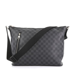 Louis Vuitton Mick Handbag Damier Graphite MM