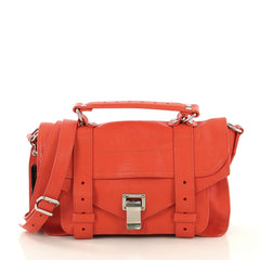 Proenza Schouler PS1 Satchel Leather Tiny 42739/2