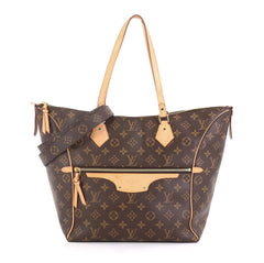 Louis Vuitton Tournelle Tote Monogram Canvas MM