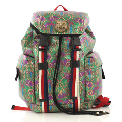 Gucci Techpack Backpack Brocade