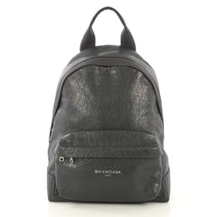 Balenciaga Everyday Backpack Leather