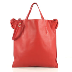 Knots Tote Leather Medium