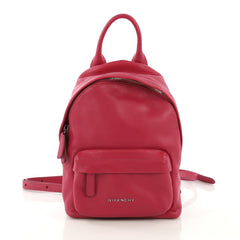 Givenchy Model: Classic Backpack Leather Nano Pink 43106/1