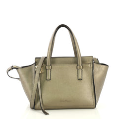 Salvatore Ferragamo Amy Tote Pebbled Leather Mini - 43161/1