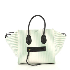 Celine Phantom Bag Canvas Medium - 43167/4