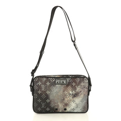 Louis Vuitton Alpha Messenger Bag Limited Edition Monogram Galaxy