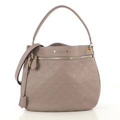 Spontini NM Handbag Monogram Empreinte Leather