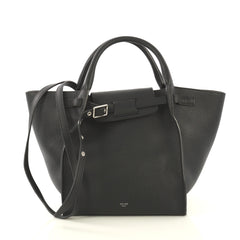 Celine Big Bag Grained Calfskin Small Black 4320850
