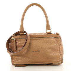 Givenchy Pandora Bag Leather Medium Brown 433415