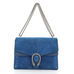 Dionysus Bag Suede Medium