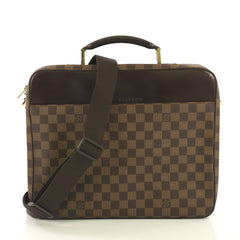 Louis Vuitton Porte Ordinateur Sabana Bag Damier Brown 434271