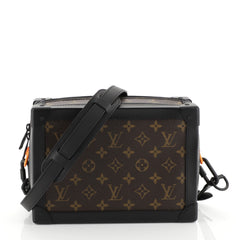 Louis Vuitton Solar Ray Soft Trunk Bag Monogram Canvas Brown 440596